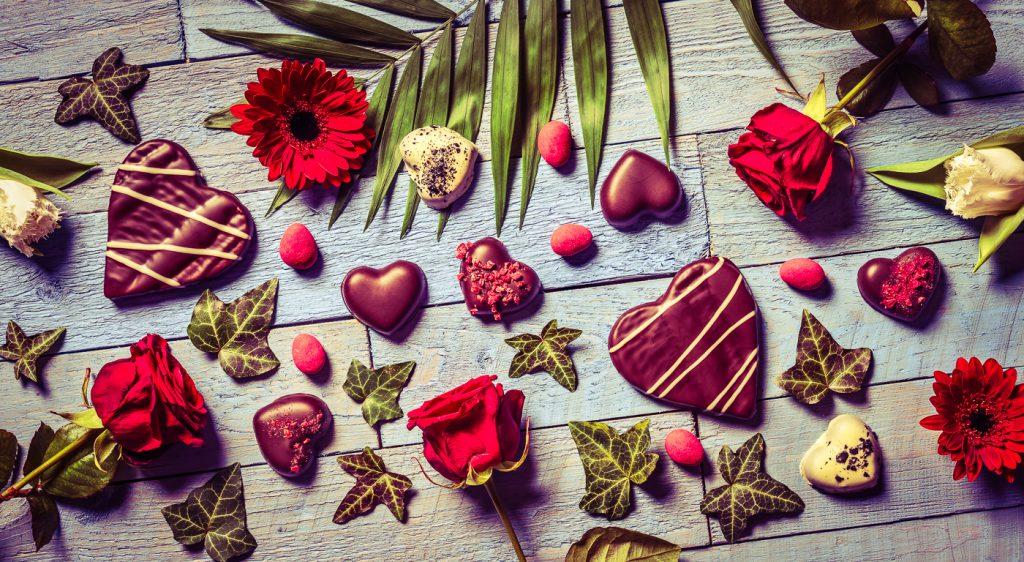 Chokolade produktfoto