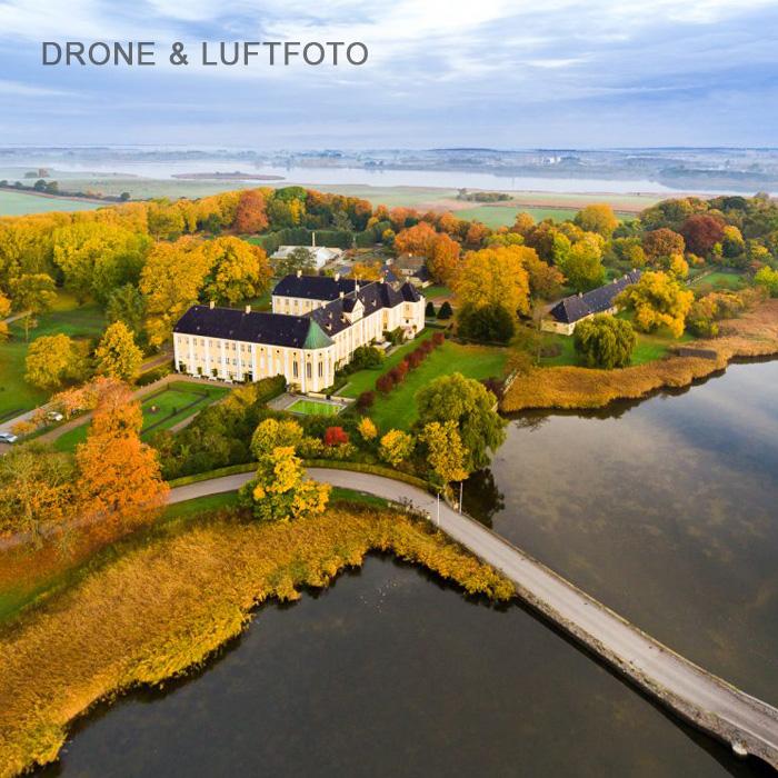 Dronefotografering og luftfoto