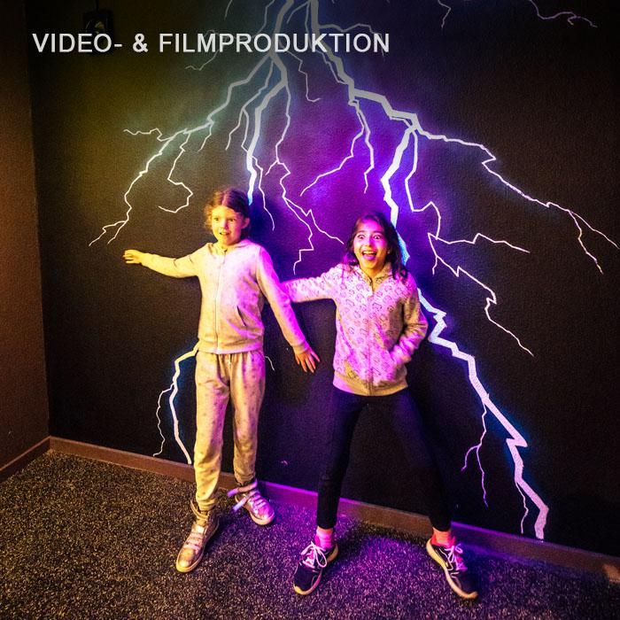 Videoproduktion og Filmproduktion
